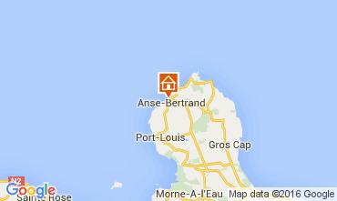 Map Anse Bertrand House 106000