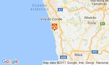 Map Vila do Conde Villa 110247