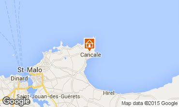 Map Cancale Mobile home 83624