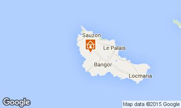 Map Sauzon House 7312
