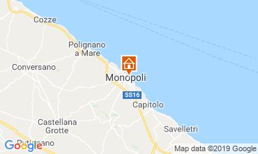 Map Monopoli Apartment 117729