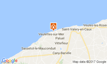 Map Saint Valéry en Caux House 80886