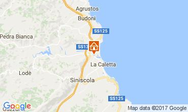 Map Posada Apartment 108223