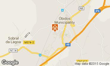 Map Obidos Villa 85909