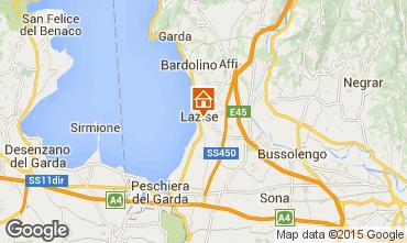 Map Lazise Apartment 76091