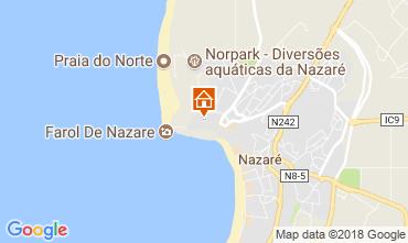 Map Nazaré Apartment 107773