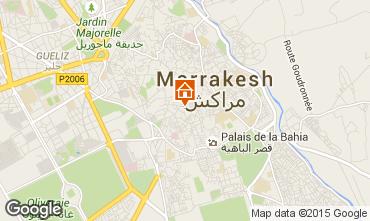 Map Marrakech House 40947