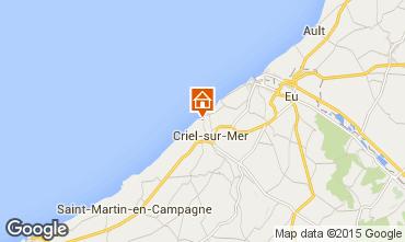 Map Le Tréport House 98472